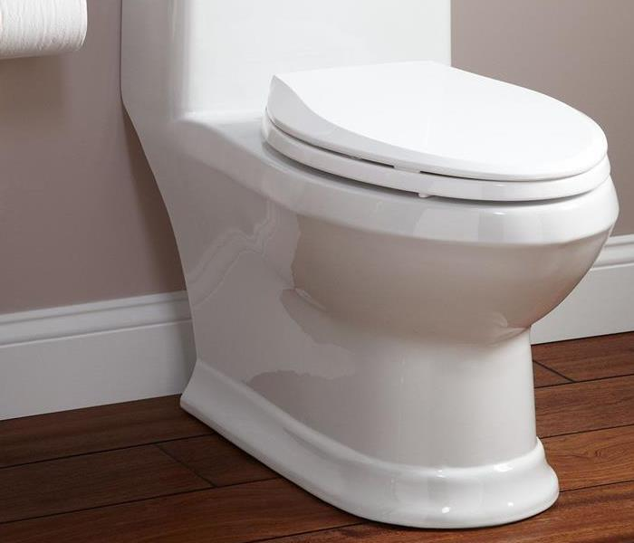 Water Damage Small toilet leaks can turn into Large issues with your home