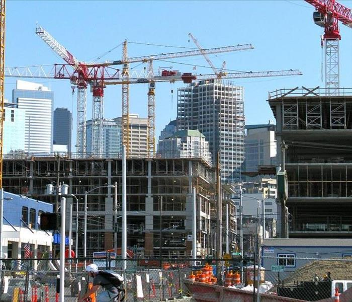 Commercial Seattle Area Building Boom Necessitating Pre Planning for Emergencies Category